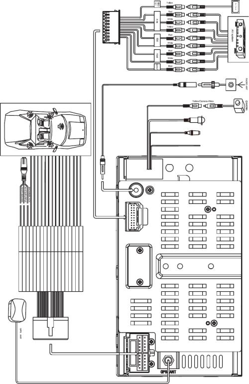 small resolution of jensen vx7020 wiring harness diagram use wiring diagram jensen vx7020 wiring harness diagram