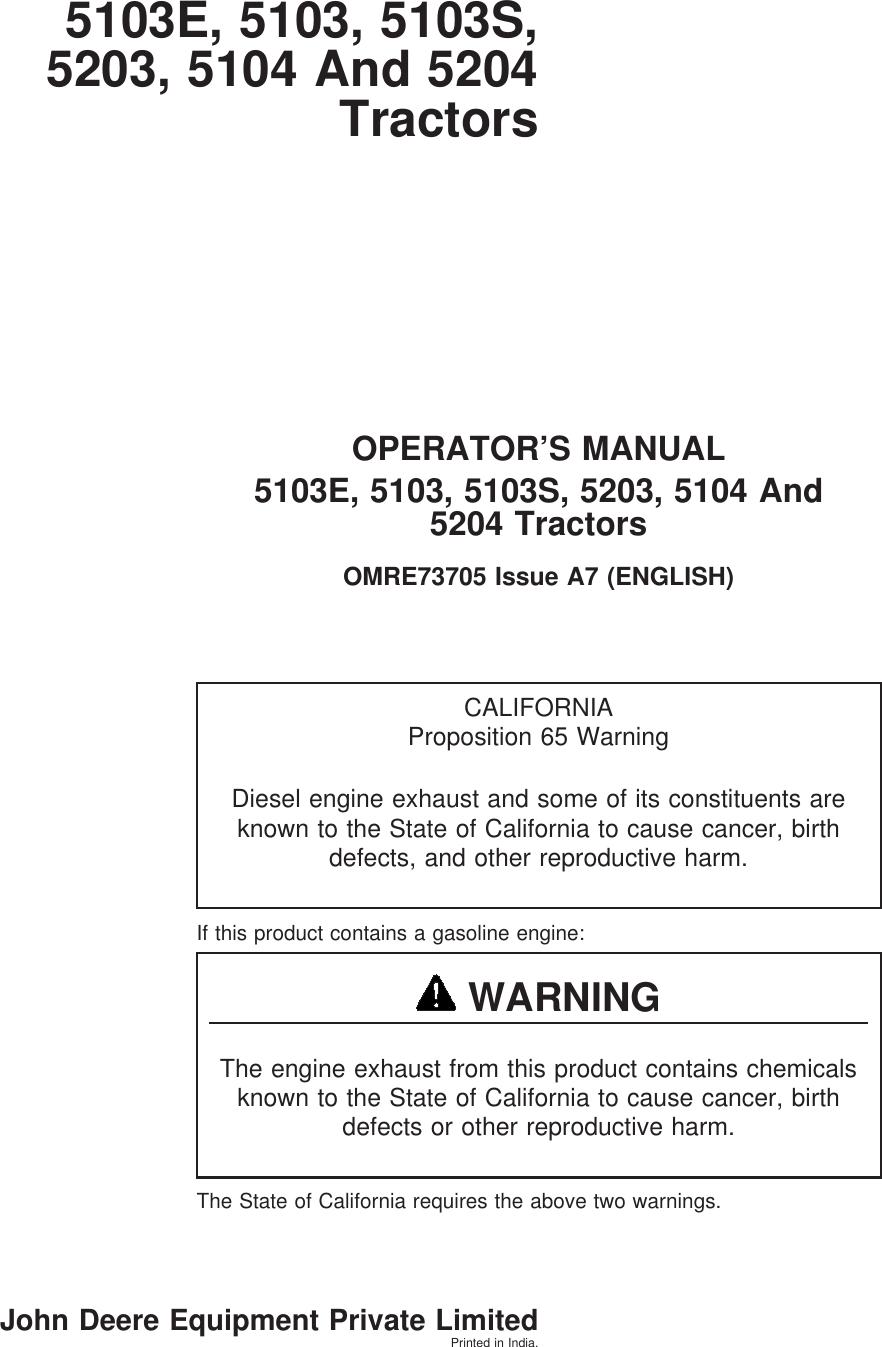 hight resolution of wrg 9599 2005 john deere model 5103 wiring diagram 2005 john deere model 5103 wiring