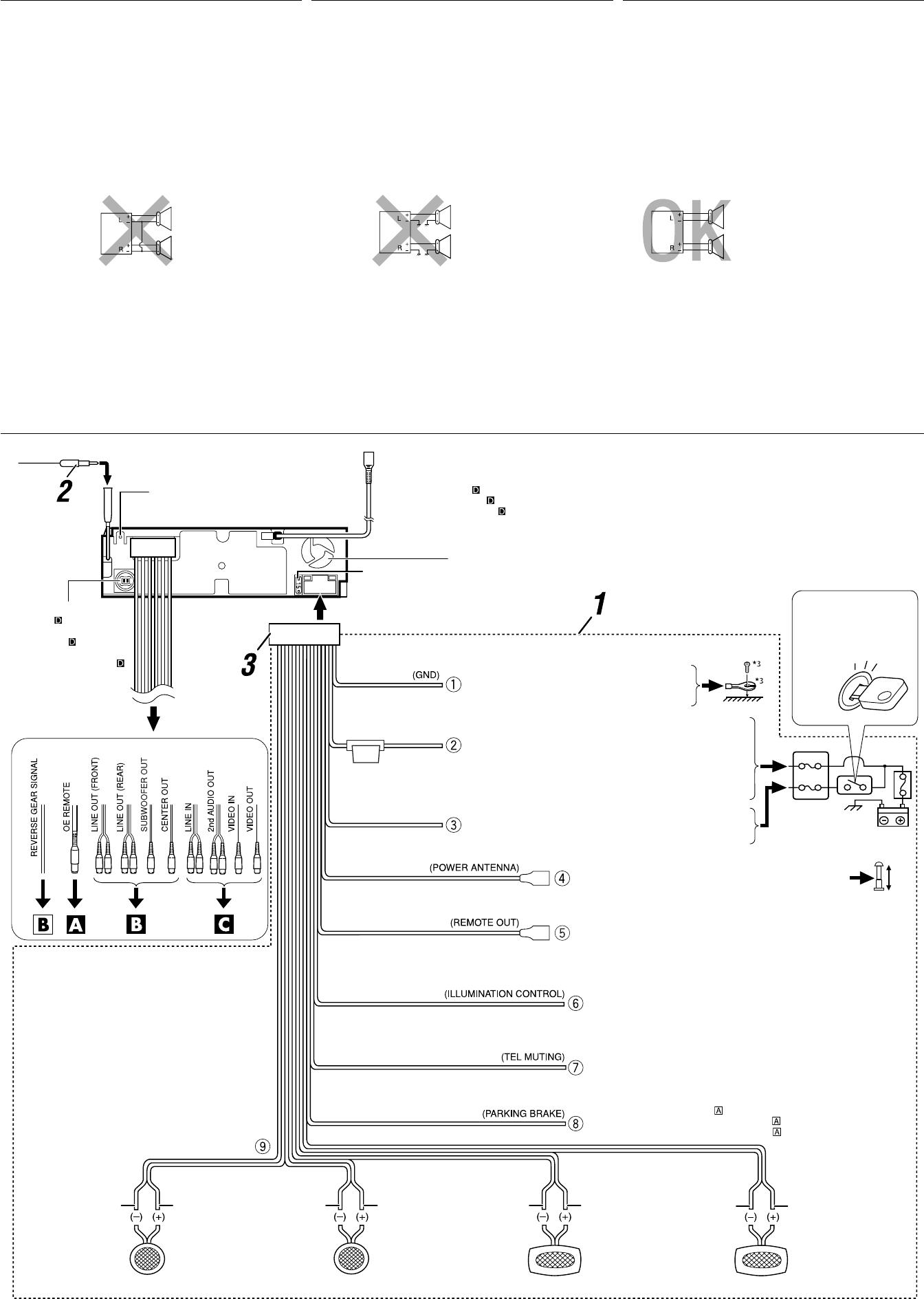 Jvc Kd Adv49 Installation Manual ADV49/KD AVX44