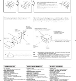 page 2 of 4 jvc jvc kd g210 installation manual  [ 1866 x 2594 Pixel ]