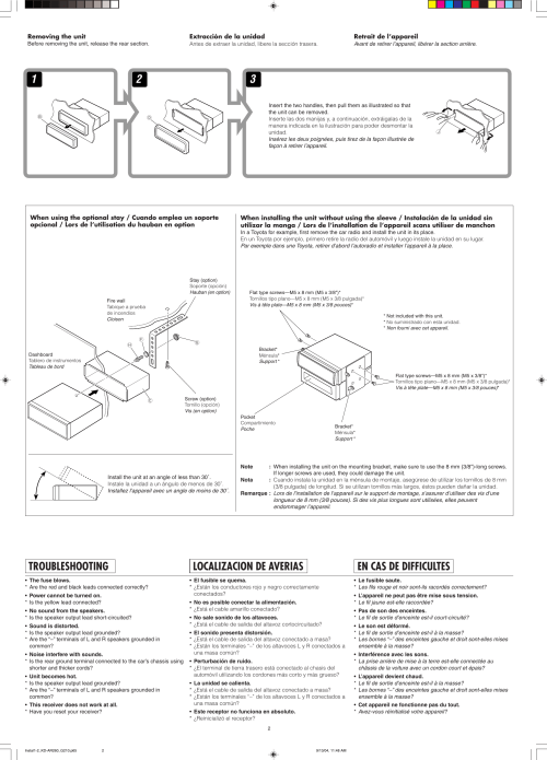 small resolution of page 2 of 4 jvc jvc kd g210 installation manual