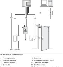 kaba power supply wiring diagram [ 1020 x 1575 Pixel ]