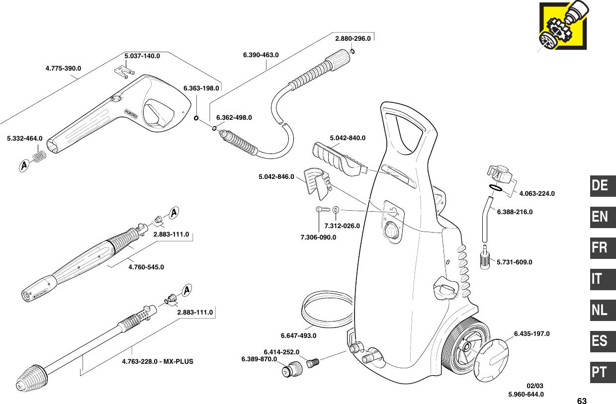Karcher K 720 Mx