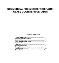 commercial freezer wiring diagram [ 1224 x 1584 Pixel ]