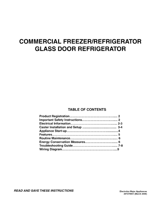 small resolution of commercial freezer wiring diagram