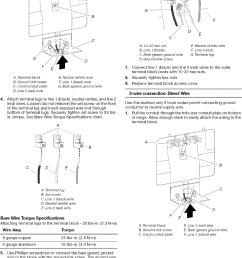 page 10 of 12 kenmore elite 66598002700 user manual free standing electric range manuals [ 1128 x 1537 Pixel ]