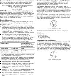 page 4 of 12 kenmore elite 66598002700 user manual free standing electric range manuals [ 1130 x 1536 Pixel ]
