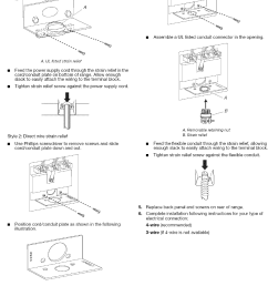 page 7 of 12 kenmore elite 66598002700 user manual free standing electric range manuals [ 1125 x 1537 Pixel ]