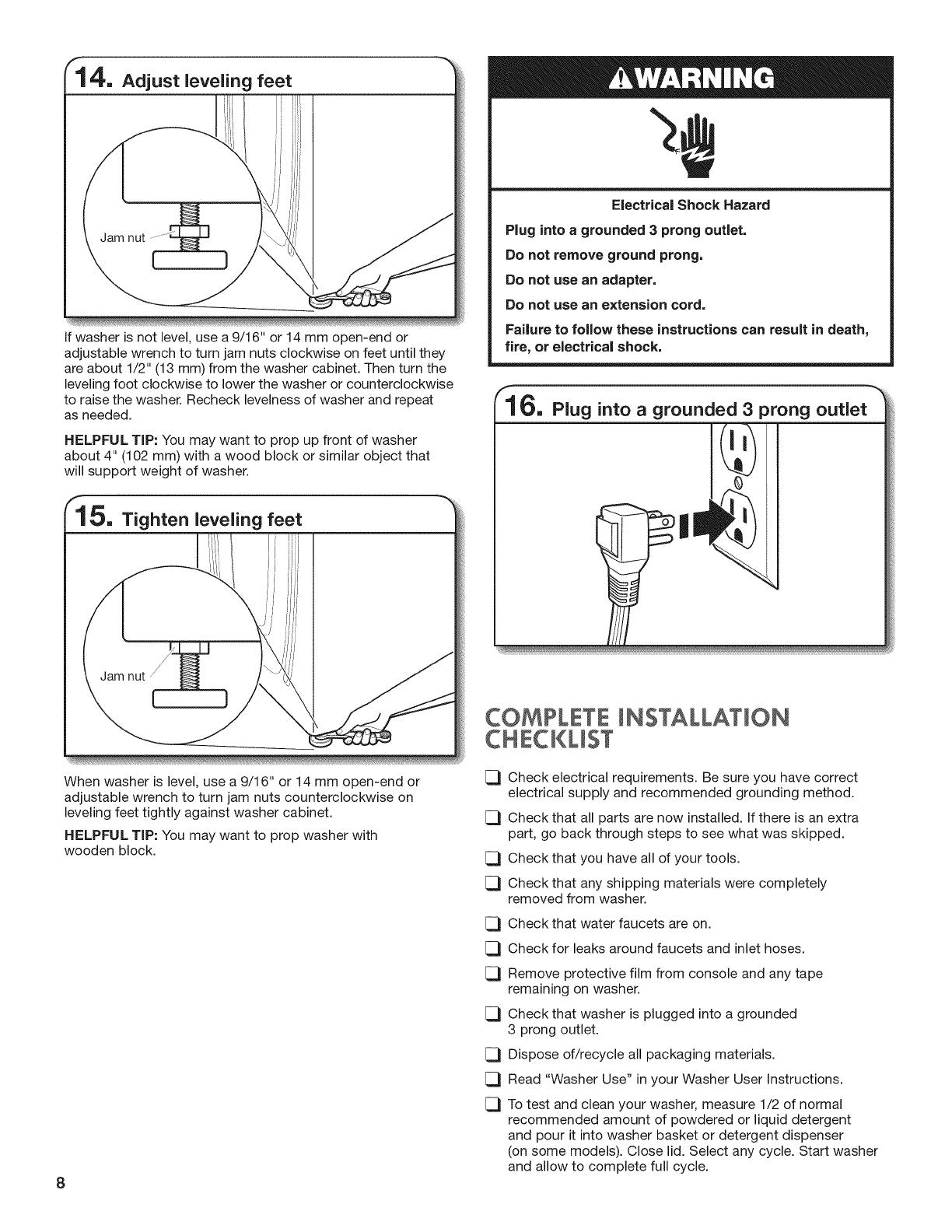 Standard 3 Prong Plug Wiring Diagram
