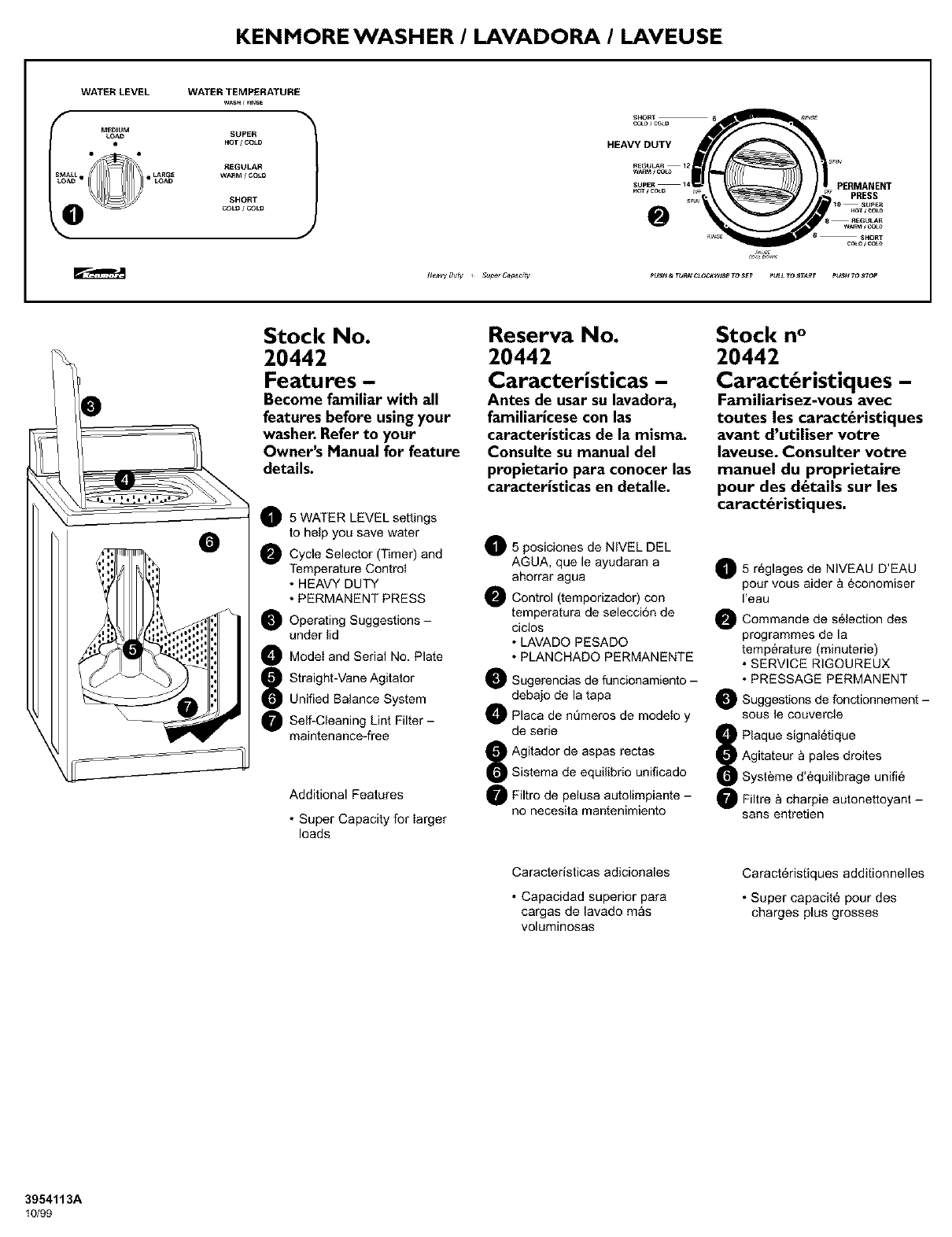 kenmore 66515522 manual