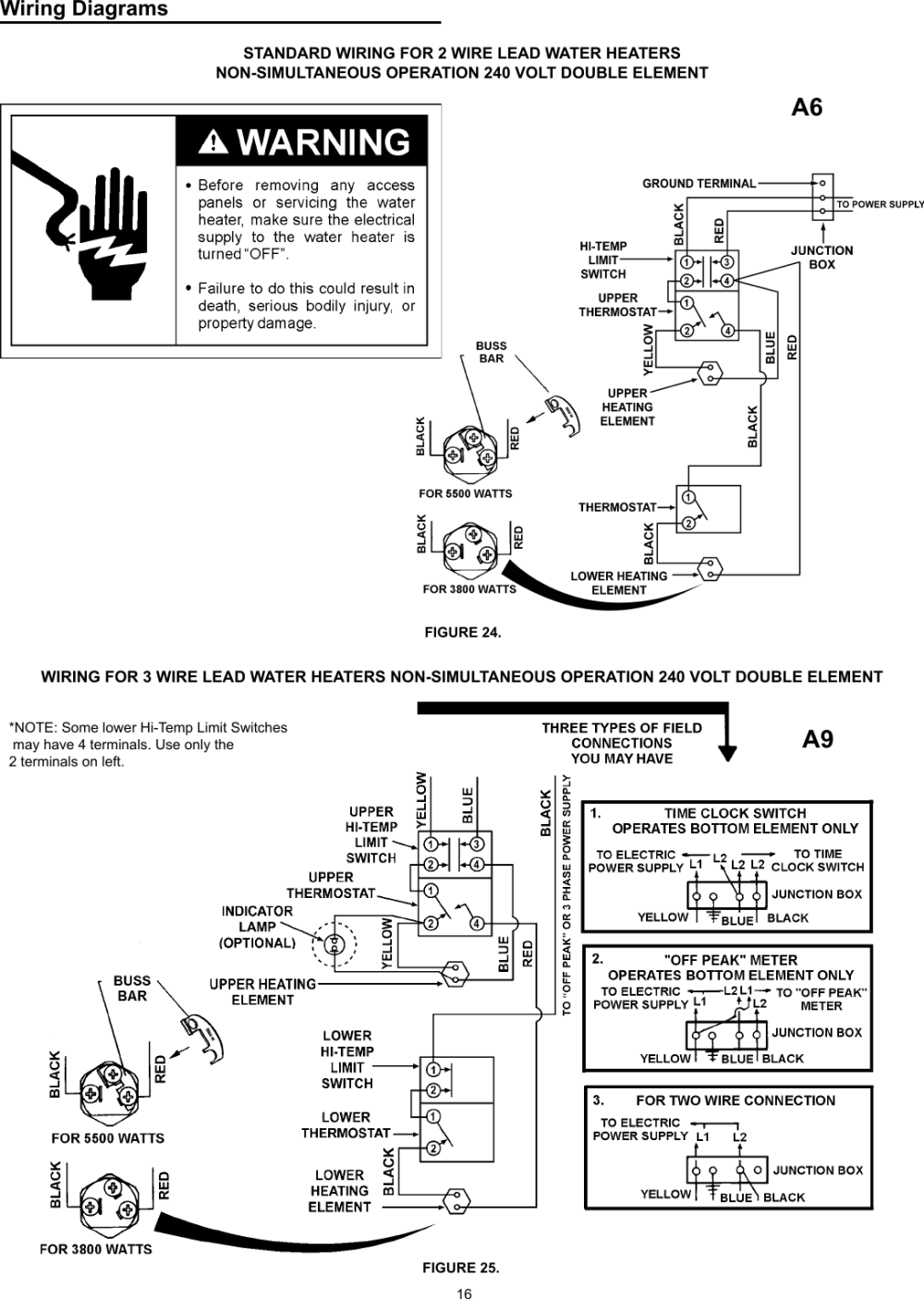 medium resolution of kenmore 153326564 185796 003 press ready user manual water heater manuals and guides 1608273l
