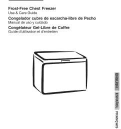 kenmore chest freezer wiring diagram [ 1212 x 1574 Pixel ]