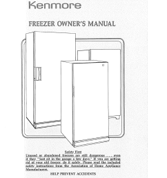 kenmore 2539232283 user manual upright freezer manuals and guides l0809548 [ 1244 x 1584 Pixel ]