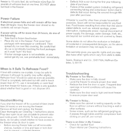 page 3 of 6 kenmore 56425502500 user manual freezer manuals and guides l0523065 [ 993 x 1324 Pixel ]