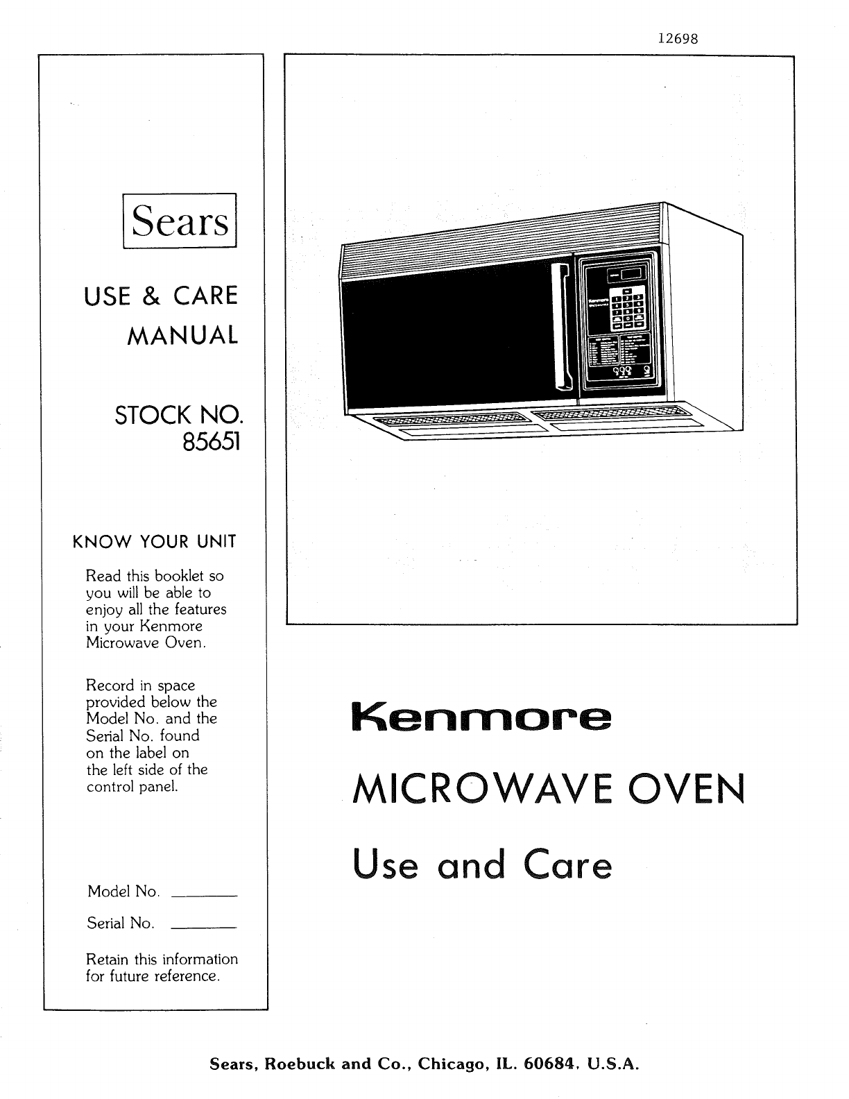 manual microwave oven manuals
