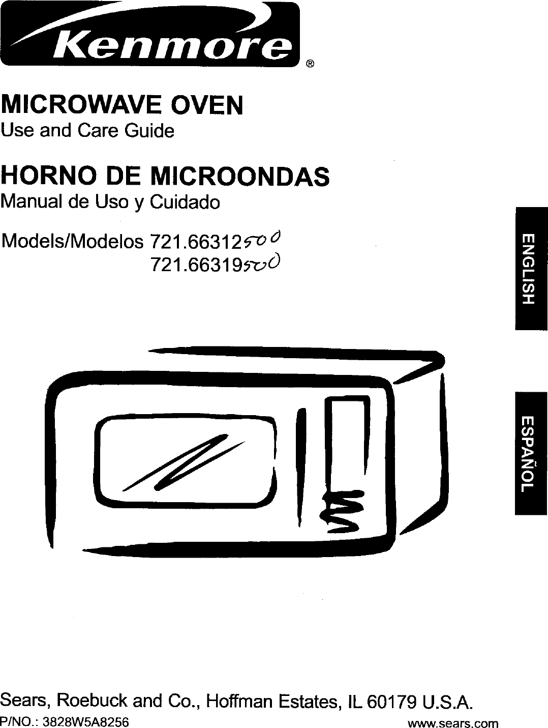 Kenmore Quick Touch Microwave Manual
