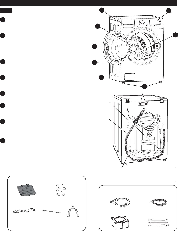 Kenmore 79641262610 Prod_2291017712 User Manual WASHER