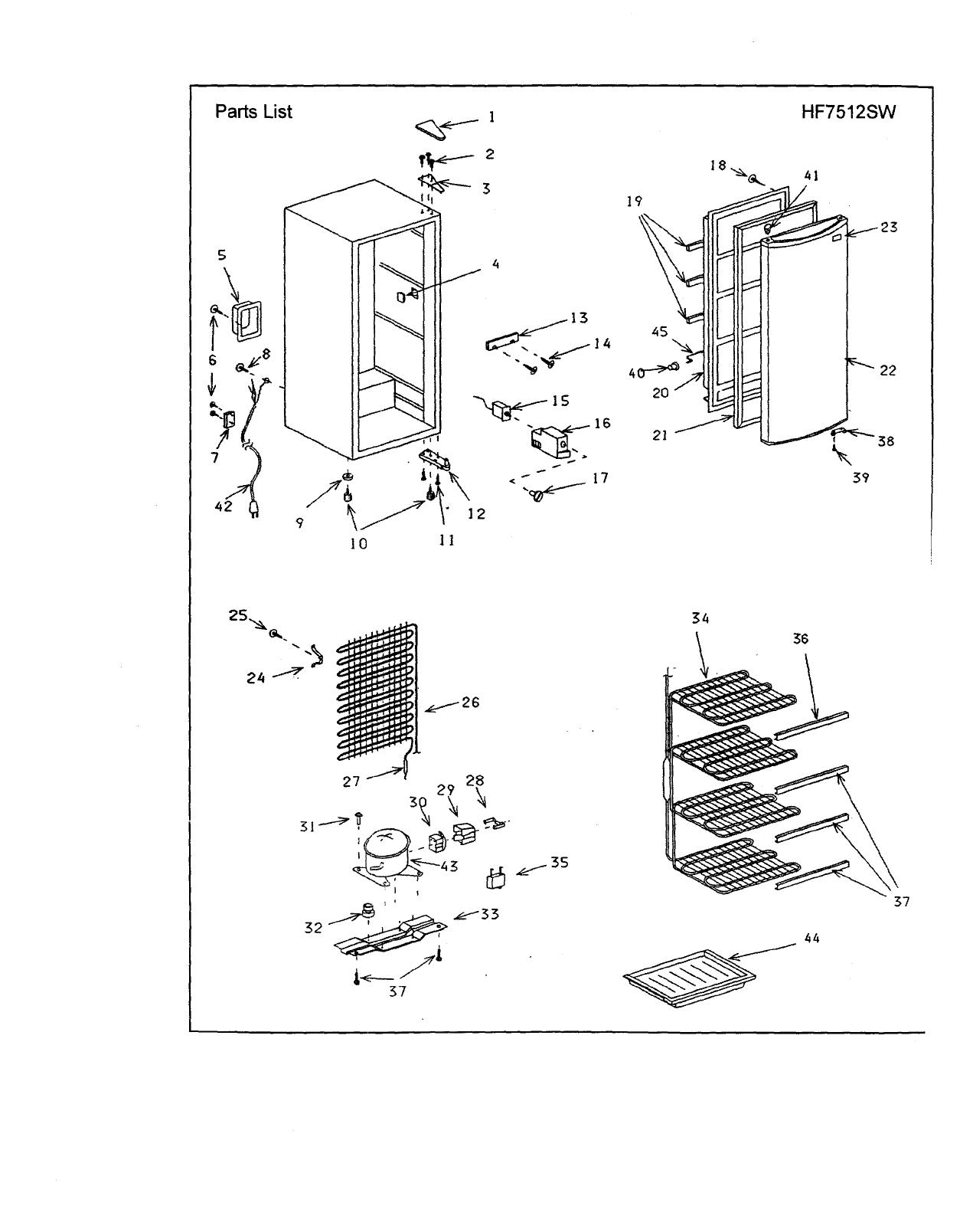 Kenmore 29701 Users Manual