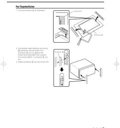 page 9 of 12 kenwood kenwood excelon ddx8019 users manual  [ 1028 x 1394 Pixel ]