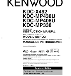 wiring diagram for kenwood kdc x492 [ 1028 x 1394 Pixel ]