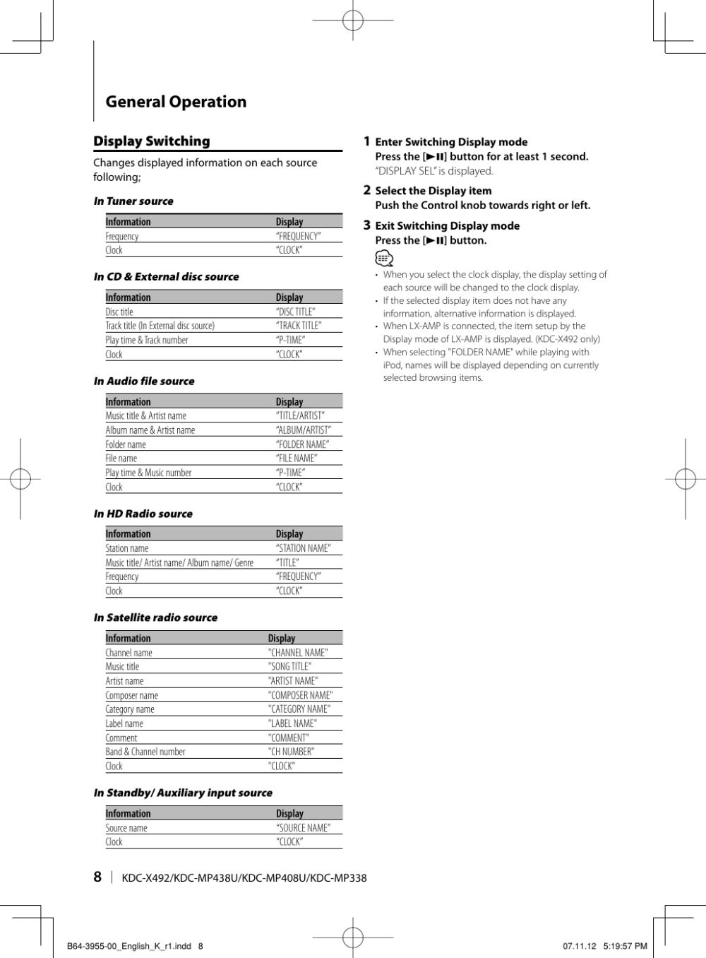 medium resolution of kenwood kdc mp438u wiring diagram