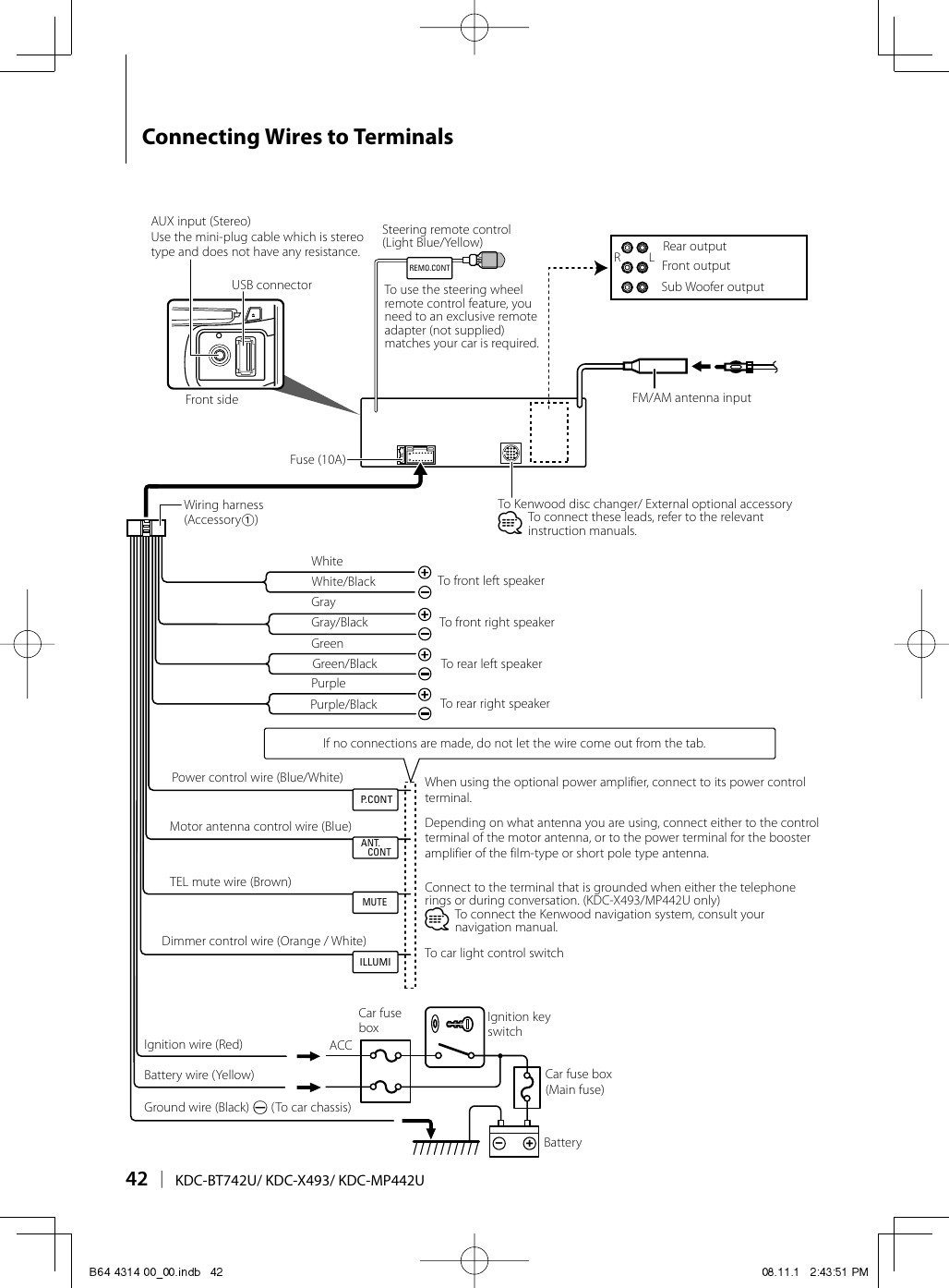 hight resolution of kenwoodexcelonkdcx493usersmanual263232 373101021 user guide page 42 png