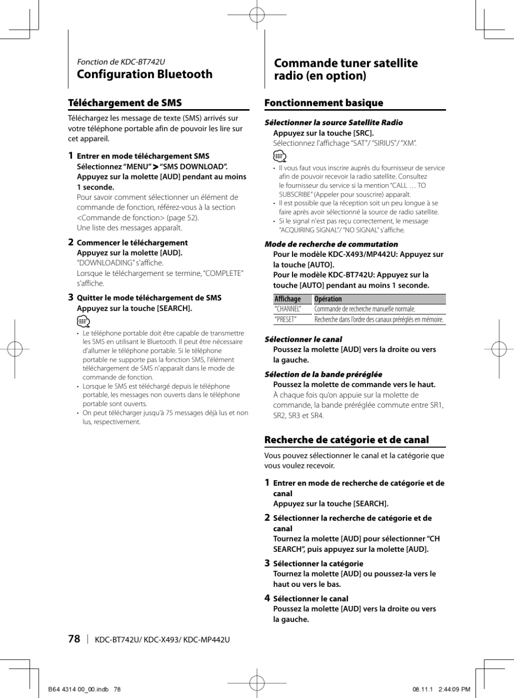 medium resolution of kenwoodexcelonkdcx493usersmanual263232 373101021 user guide page 78 png