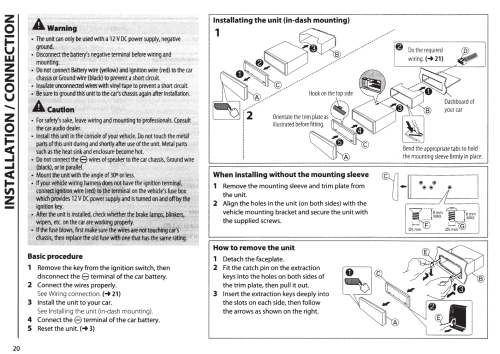 small resolution of kenwood car stereo system kdc x597 users manual 113kdcx597 z