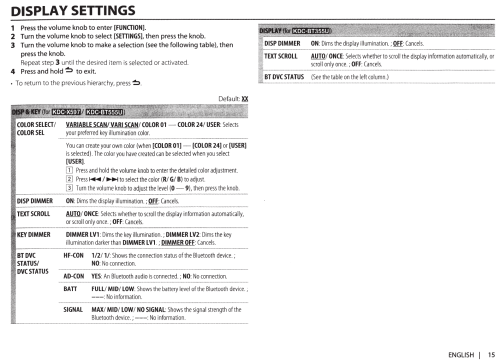 small resolution of kenwood car stereo system kdc x597 users manual 113kdcx597