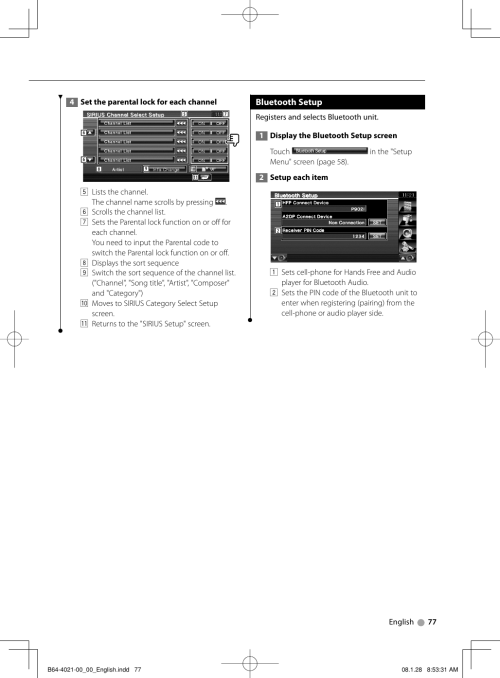 small resolution of  kenwood kvt 512 owner s manual b64 4021 00 00 english on kenwood mike wiring diagram