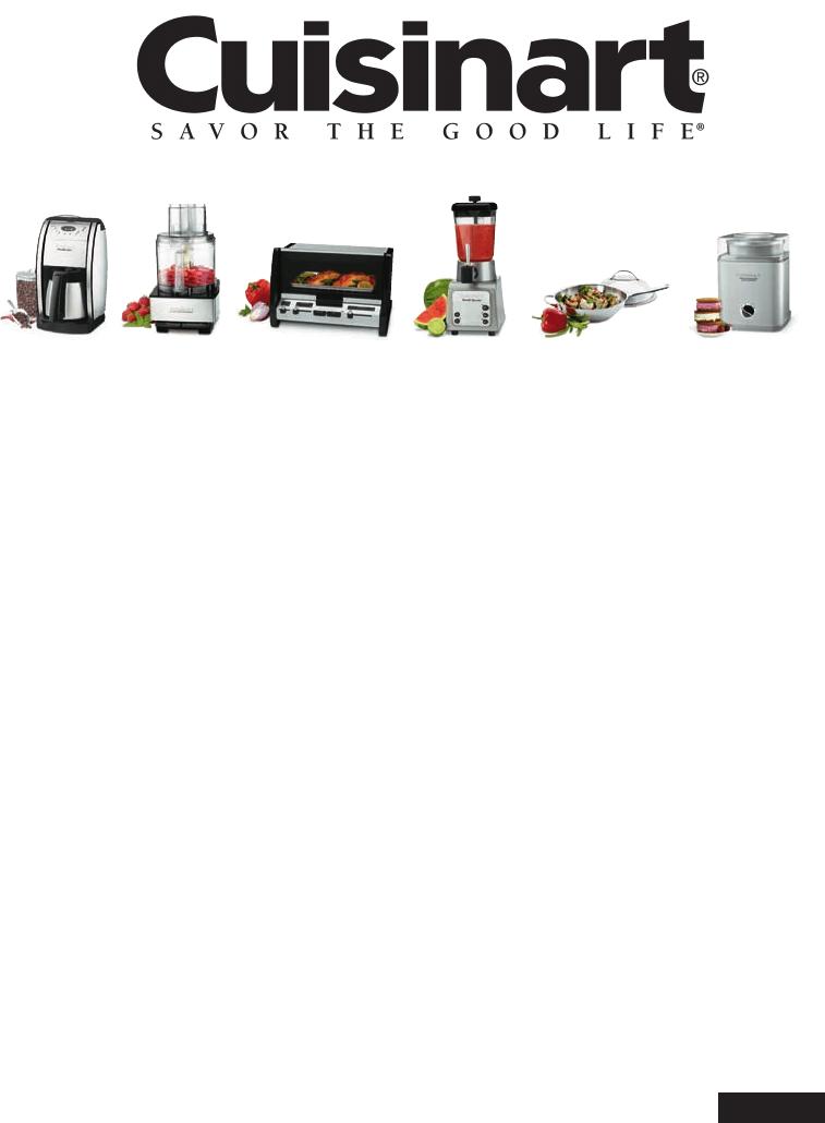 Keurig Cuisinart Single Cup Brewer B66 Users Manual IB