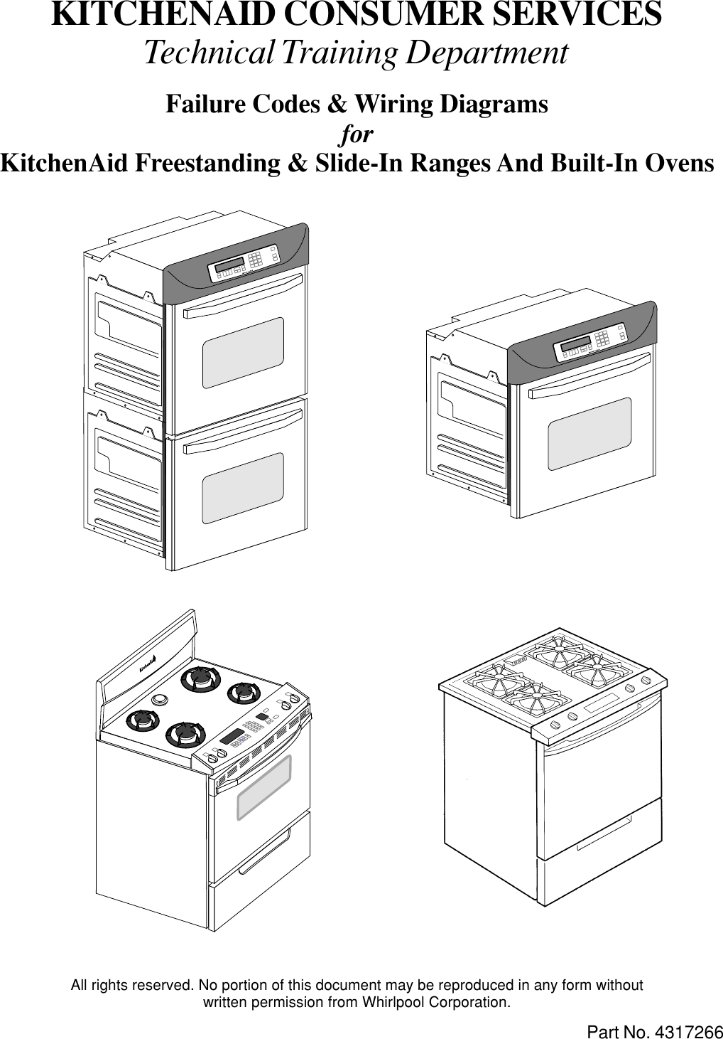 KitchenAid 4317266 FC Book User Manual To The 17c09e98