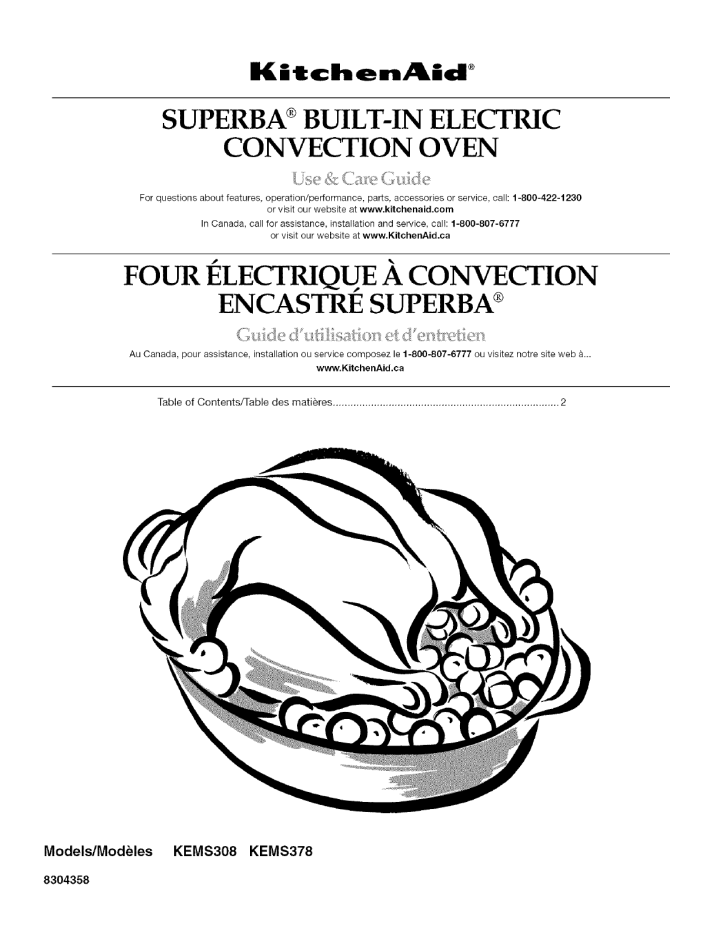 Kitchenaid Superba Oven Manual Pdf Wow Blog
