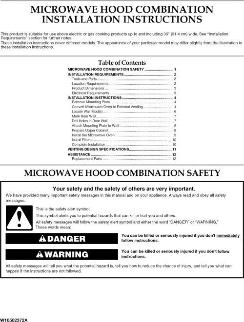 small resolution of com kitchenaid microwave model khms sss wiring diagram on kitchenaid khms2056sss4 user manual microwave hood combo 2 0 cubic on