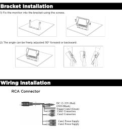 dual backup camera wiring diagram [ 965 x 1479 Pixel ]