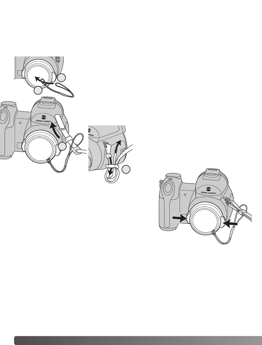 Konica Minolta Dimage Z3 Instruction Manual