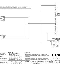 electric door strike wiring diagram [ 1439 x 1094 Pixel ]