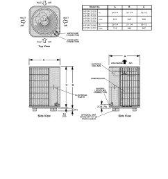 on combination wiring diagram lennox rooftop ac unit outside [ 1224 x 1584 Pixel ]