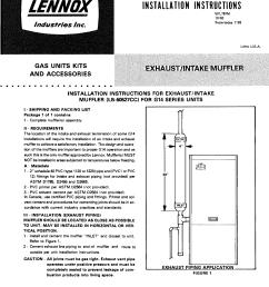 lennox g14 furnace wiring diagram [ 1222 x 1566 Pixel ]