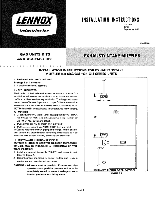 small resolution of lennox g14 furnace wiring diagram