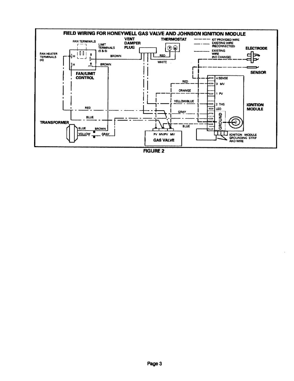 medium resolution of  lennox furnace heater gas manual l0806894 on payne furnace wiring diagram white rodgers s8610u3009 u honeywell