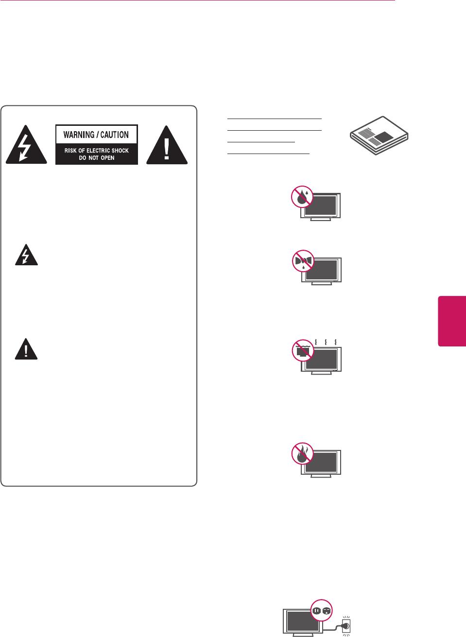 LG 50PW350 User Manual Owner's SAC34134216 8 Eng