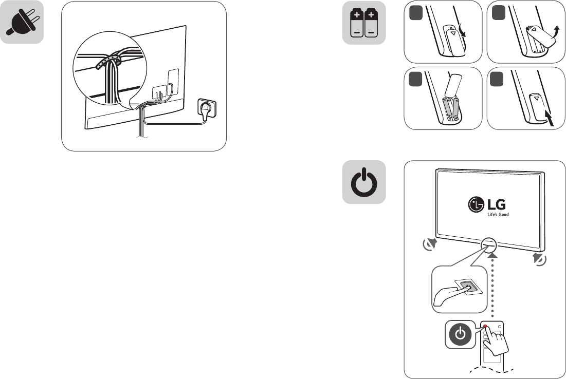 LG 55UJ6300 User Manual Owner's MFL69673602 1.2 MFL69673502 RS