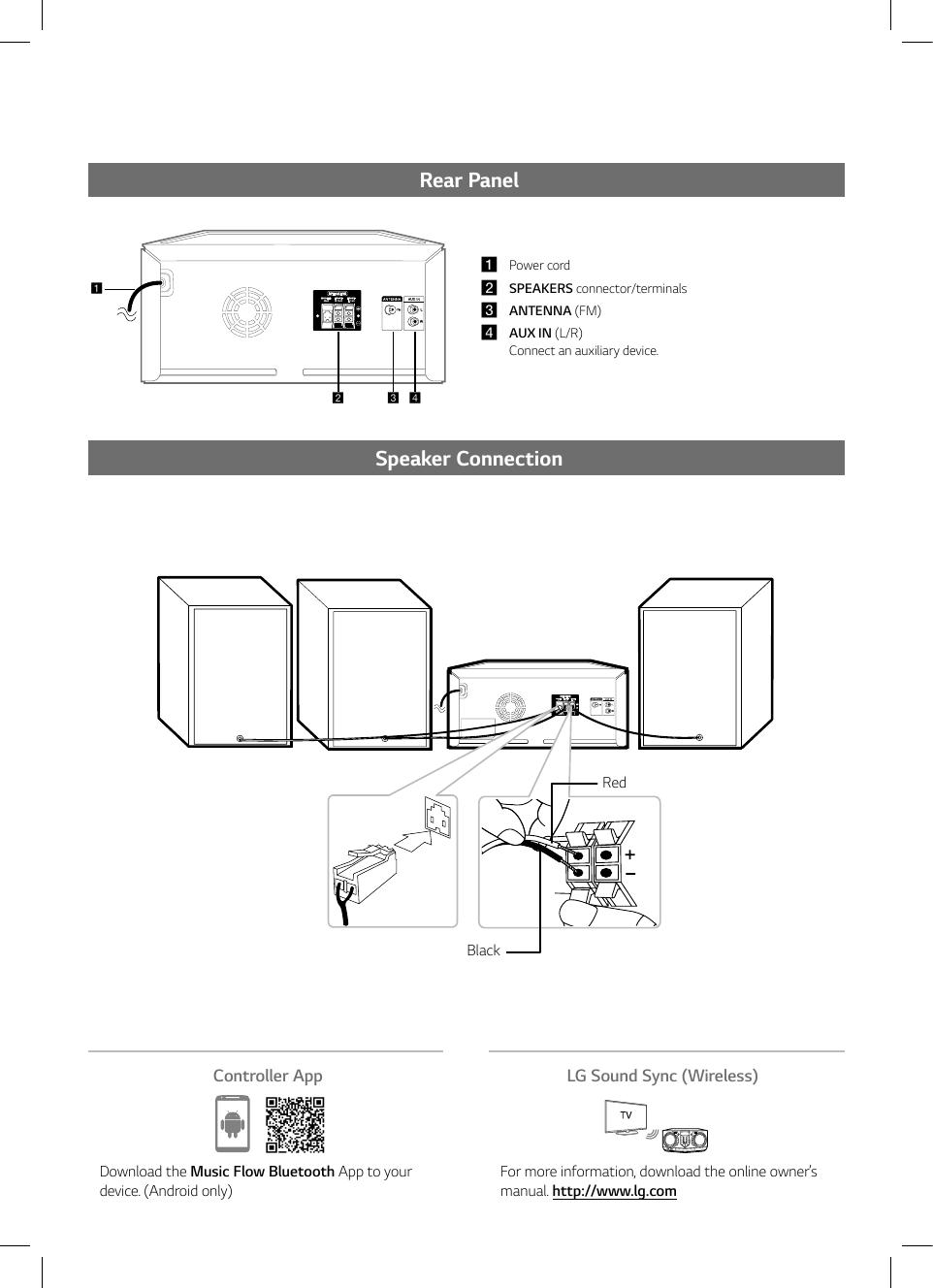 LG CJ45 User Manual Guide FB.DUSALLK SIM ENG MFL69713053