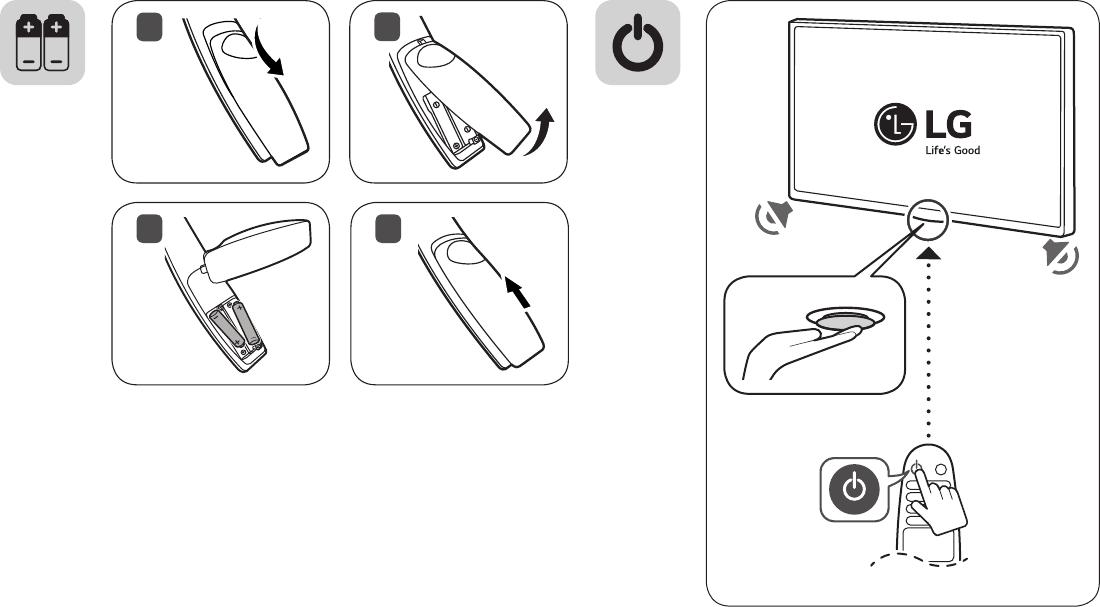 LG OLED55B7P User Manual Owner's MFL69707602 1.1
