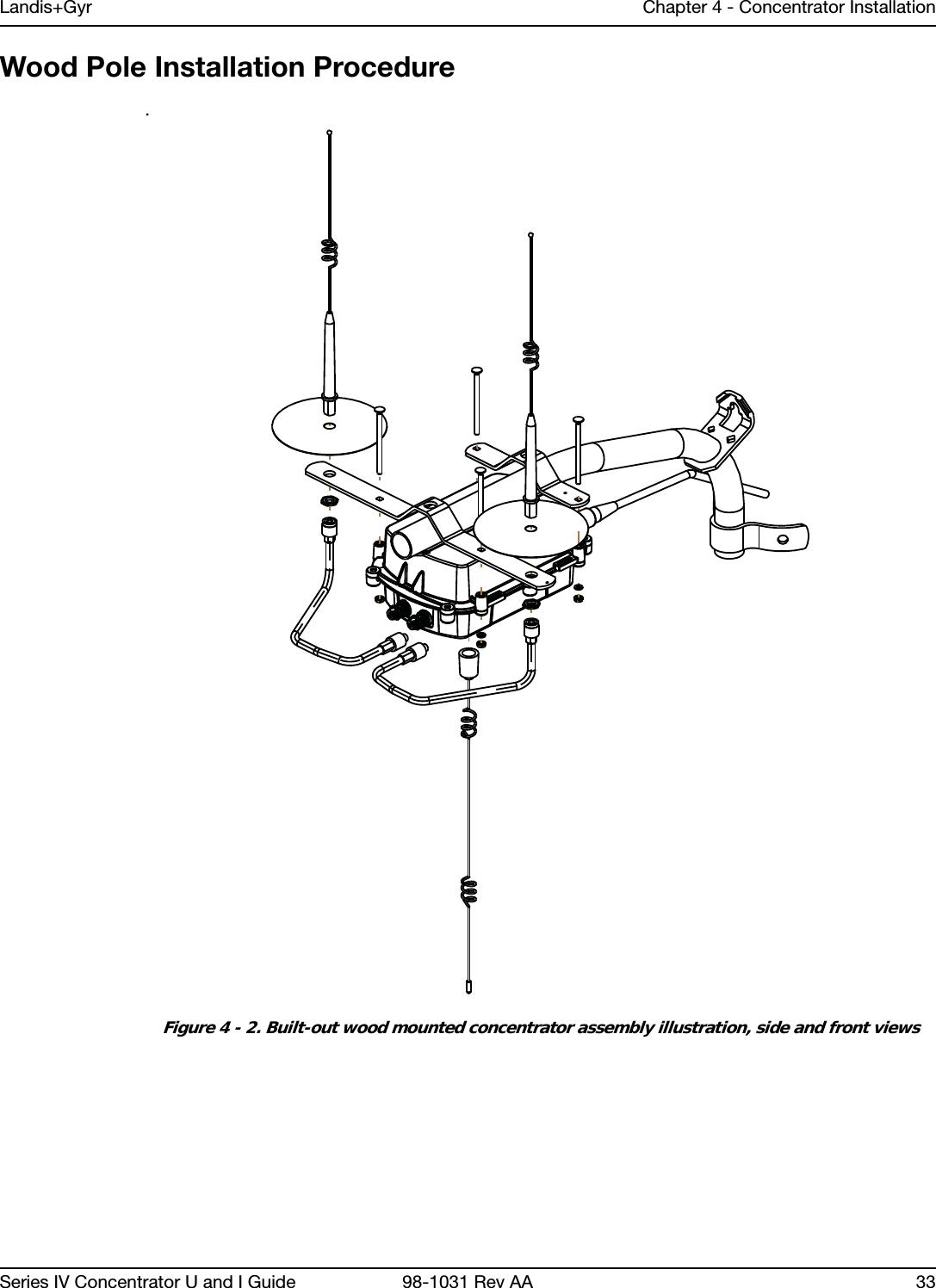 Landis Gyr Technology CONCS4 Series-4 Conc. User Manual 10