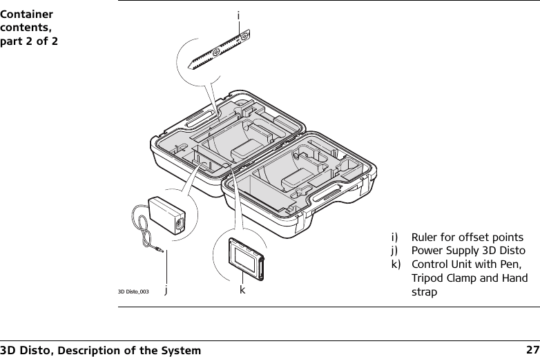 Leica Geosystems CPD 3DDISTO Leica 3D Disto User Manual 3D