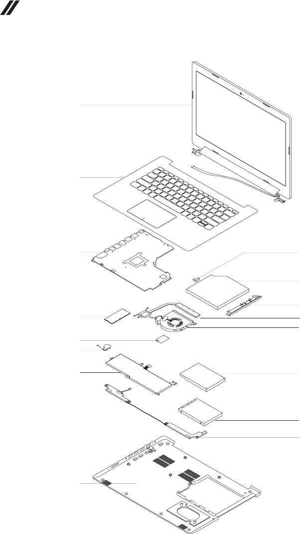 Lenovo U31 70 HMM Hardware Maintenance Manual 330 15AST
