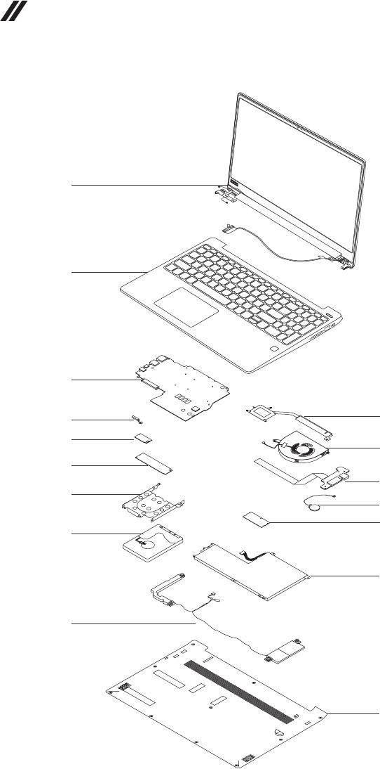 Lenovo U31 70 HMM Hardware Maintenance Manual 330S 15ARR