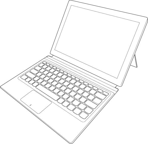 Lenovo Ideapad Miix510 12Ikb Ug Nl 201702 User Manual